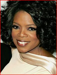 Oprah Winfrey and Bob Proctor